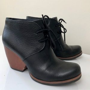 Kork Ease Oxford Booties Size 6